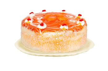 Tarta de Naranje